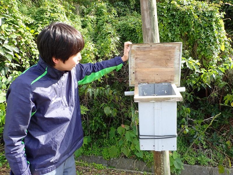加計呂麻バス新聞BOX
