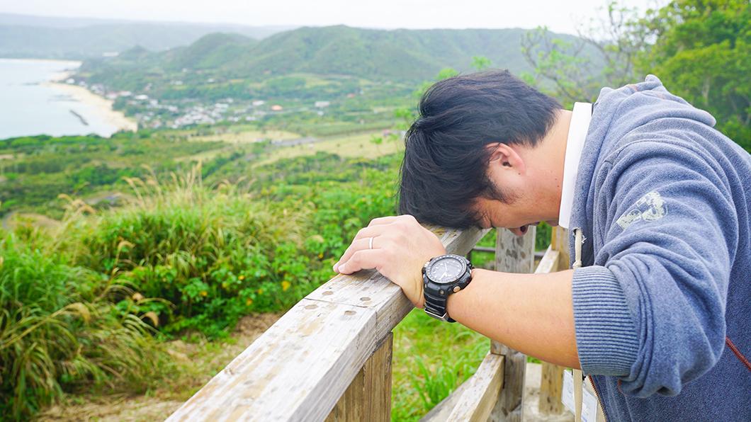 奄美大島 奄美市笠利町 パワースポット 明神崎展望台
