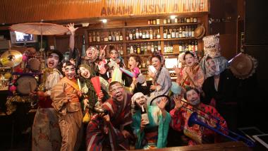 一番おもしろいやつは誰だ!島のエンターテインメント立役者「安田祐樹さん」