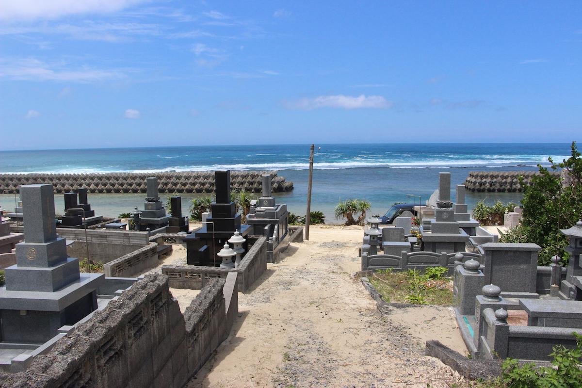 オーシャンビューのお墓の写真IMG_7372