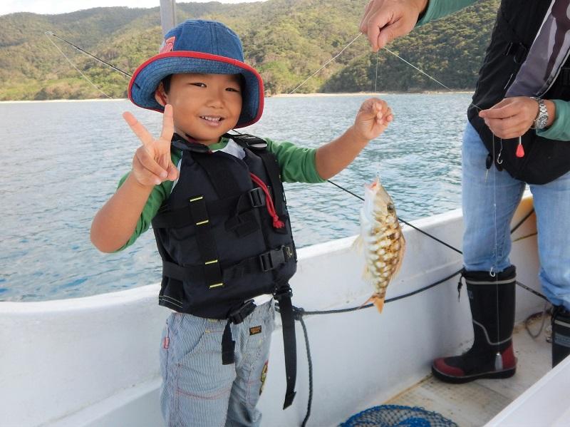 奄美ボブマリン船釣り体験3