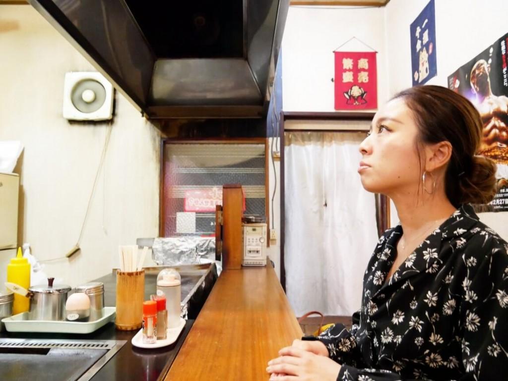 奄美市名瀬屋仁川「チャイルド」カウンター