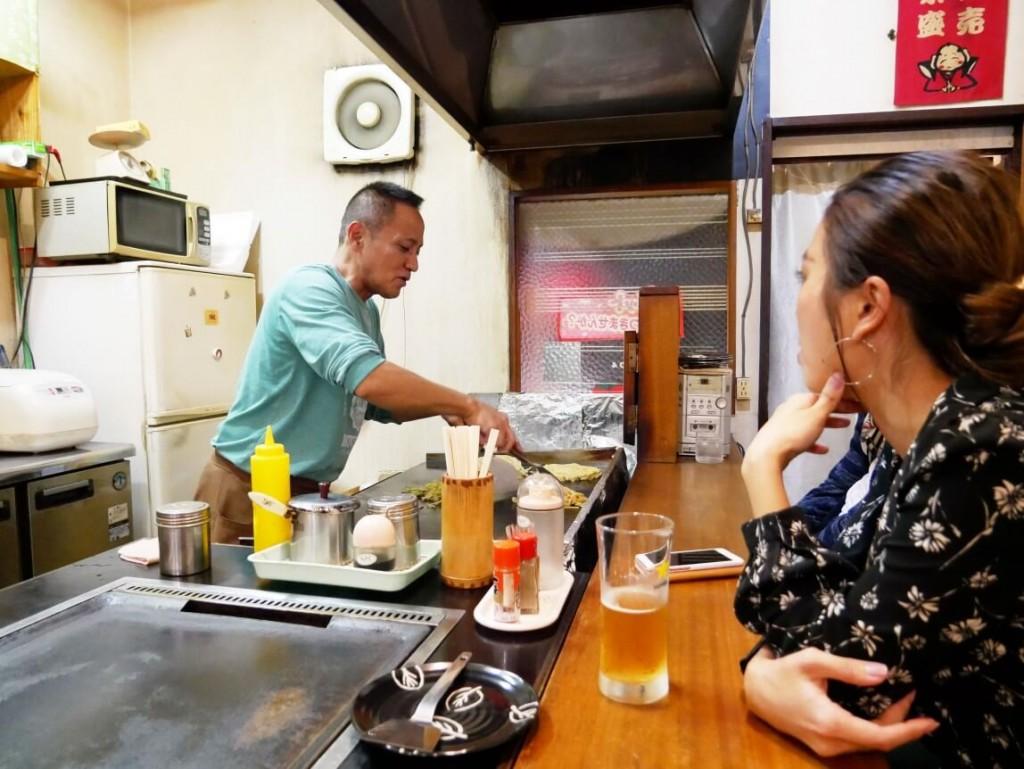 孤島のグルメ~第01話~ 奄美市名瀬の屋仁川にある、お好み焼き「チャイルド」