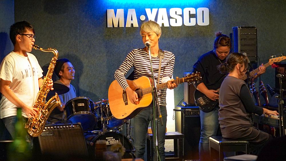 奄美大島LIVE BAR MA・YASCO