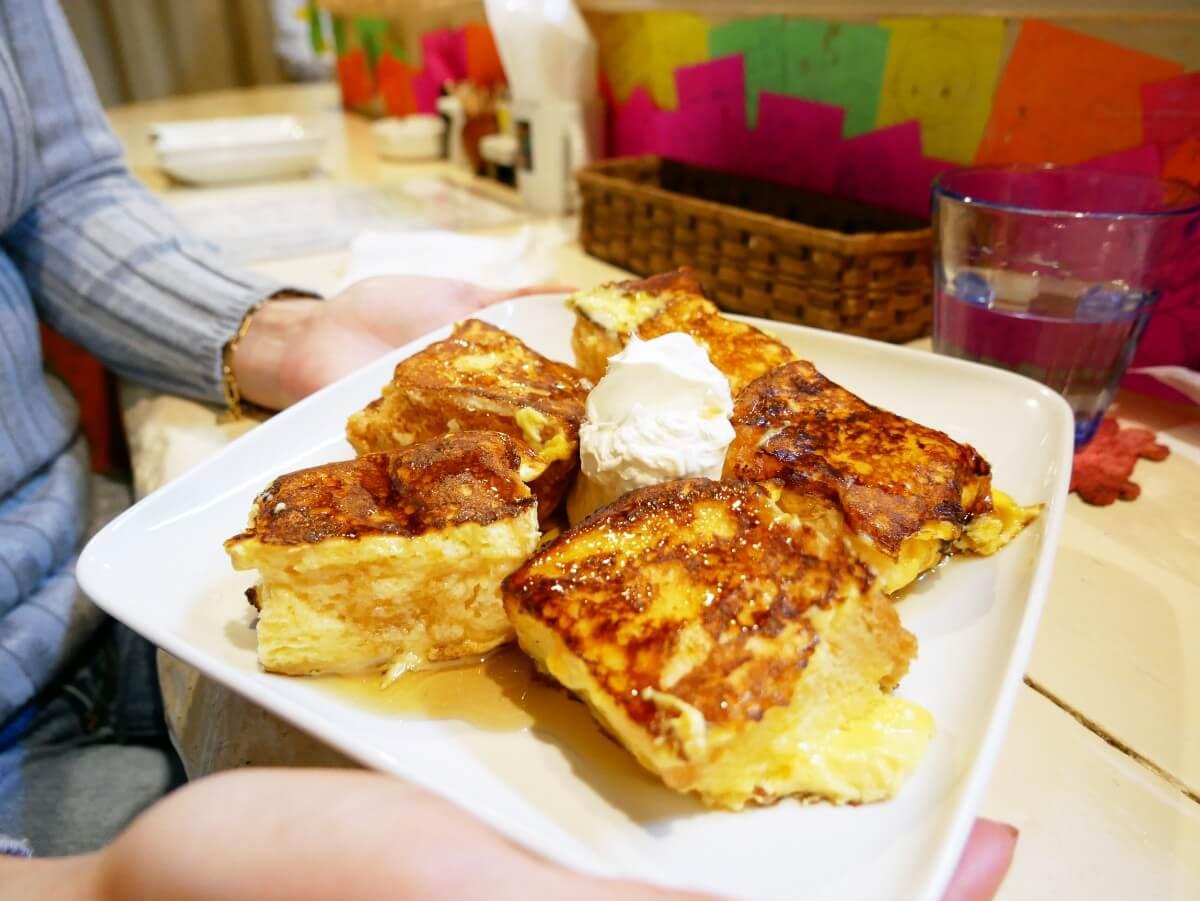 【奄美大島】「~Diningめし屋~ふくちゃん」ふくちゃん特製フレンチトースト