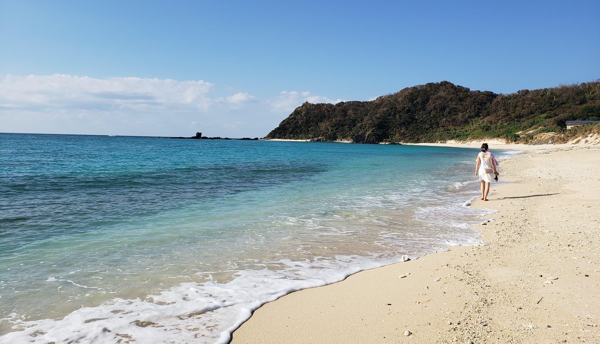 Sakibaru Beach, Amami Oshima