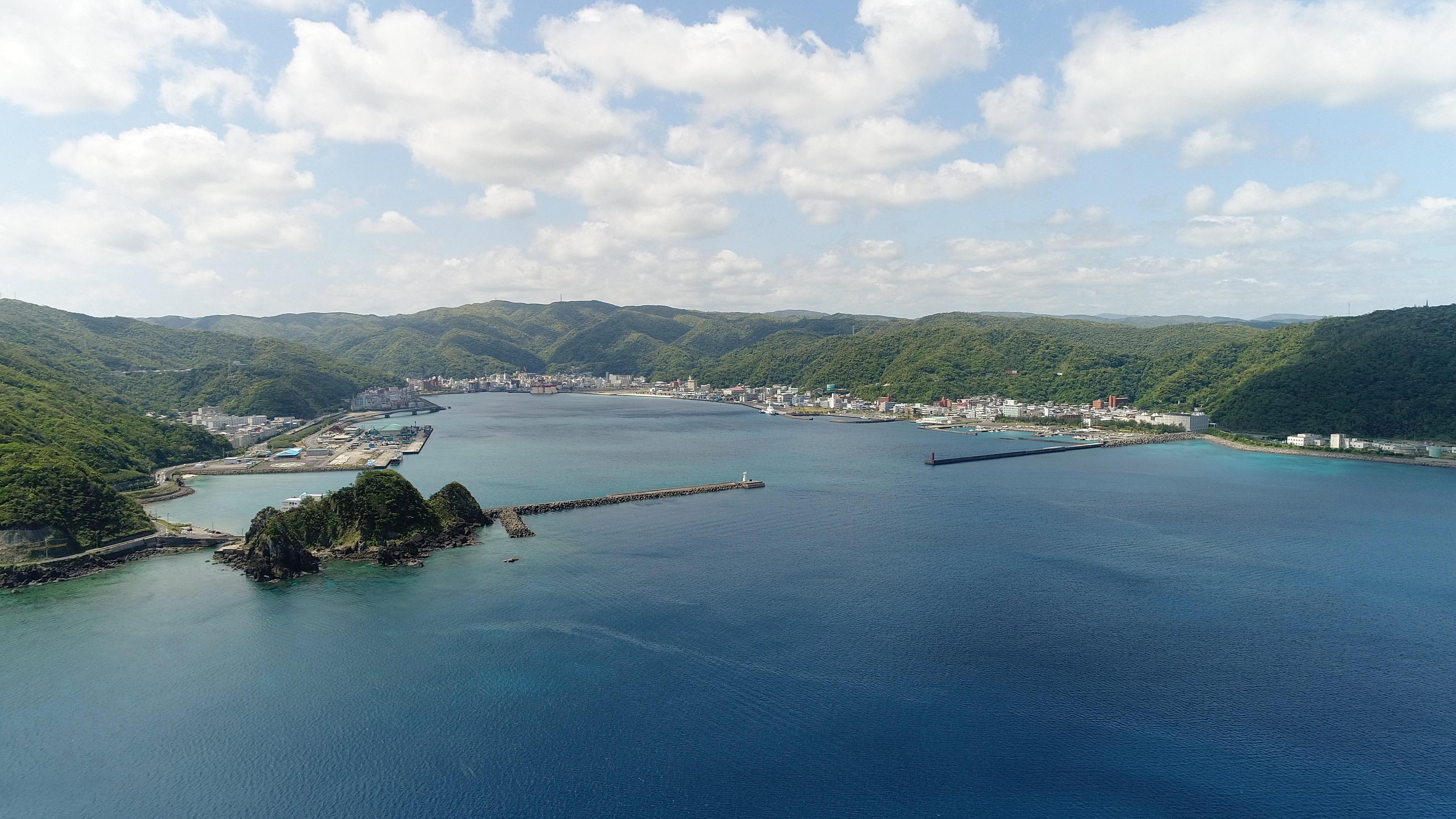 奄美大島 ドローン drone amami 大熊展望広場 名瀬