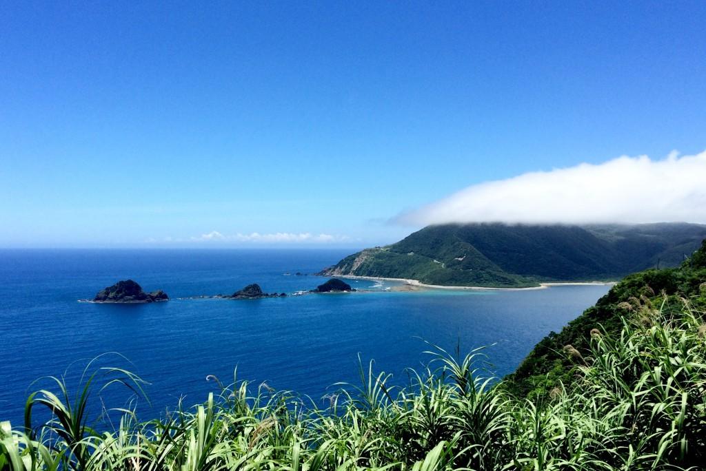 奄美大島の瀬戸内町の西古見立神(にしこみたちがみ)