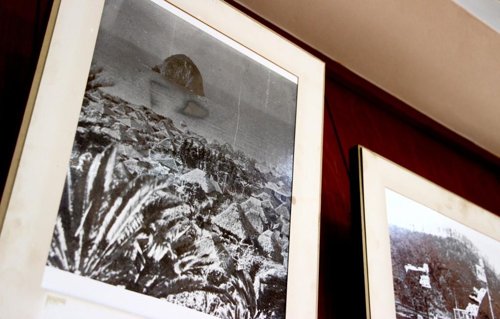 奄美市大和村の今里立神(いまざとたちがみ)の写真