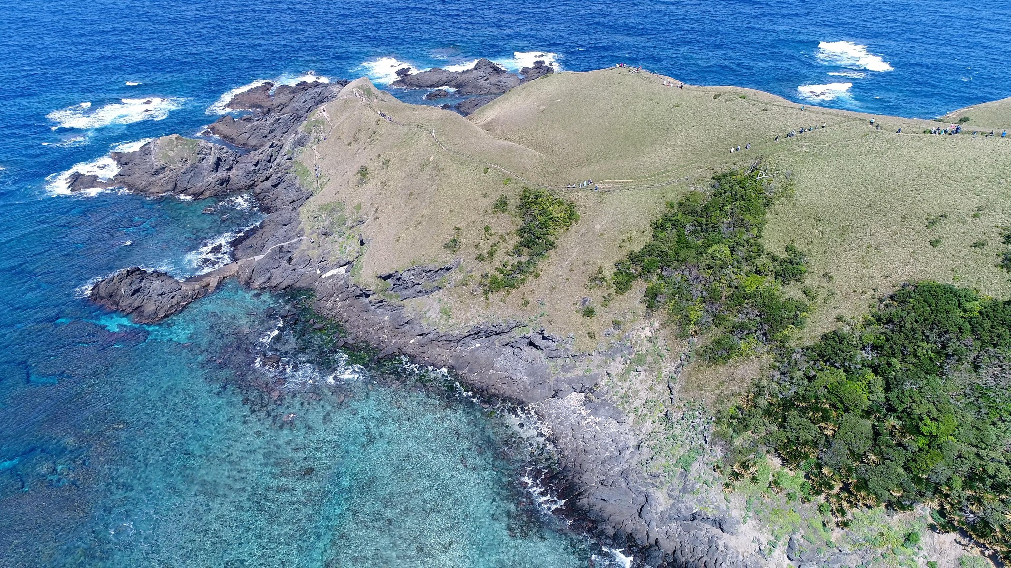 奄美大島 ドローン drone amami 宮古崎 大和村