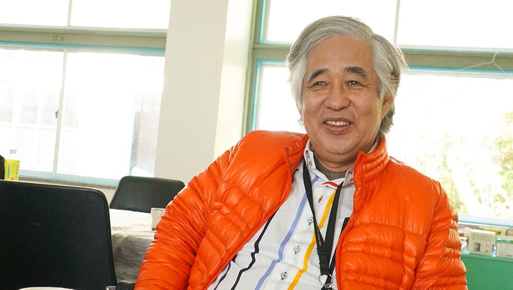 ロビンソンファーム創立のきっかけを作った元瀬戸内徳洲会病院院長の髙野良裕さん