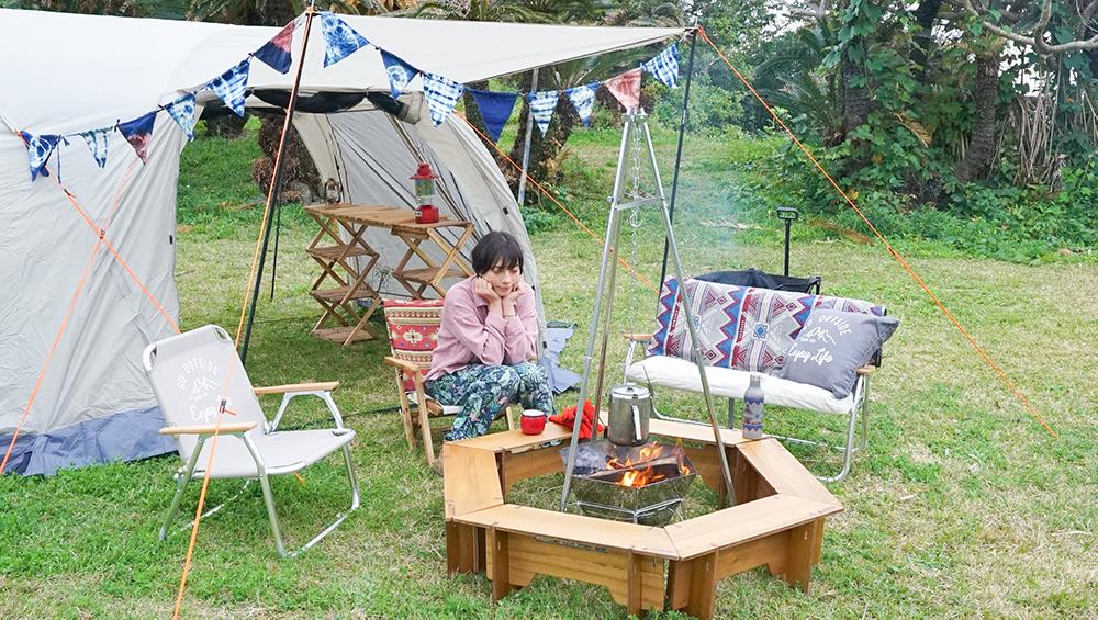 奄美大島 キャンプ AMAMIWINTERCAMP amami camp 瀬戸内町 やどり浜