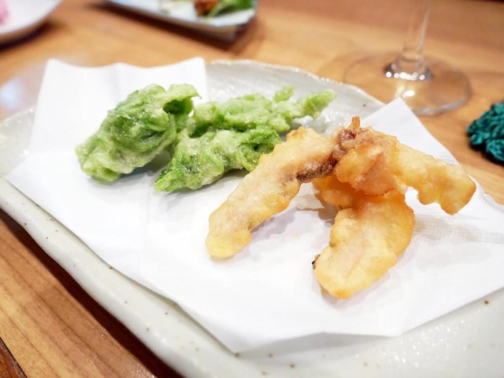 奄美屋仁川小料理屋たんぽぽの料理