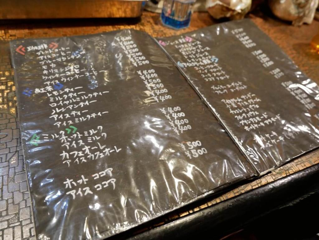 【奄美大島】孤島のグルメ~第05話~ 屋仁川通りで深夜まで営業!奄美の老舗喫茶店「カフェテラス貴望」