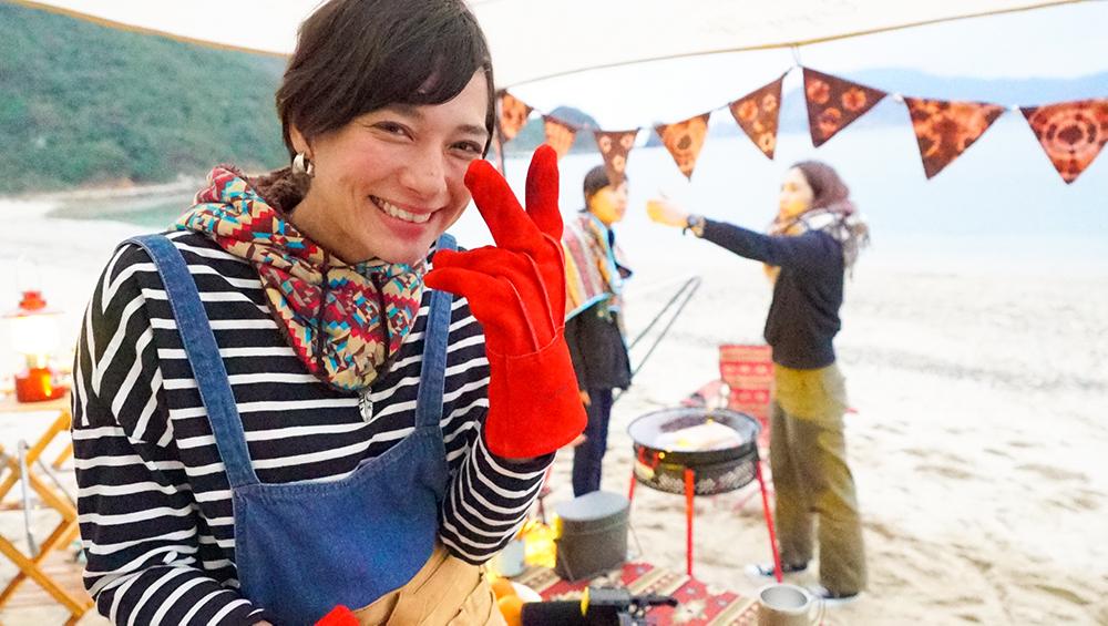奄美大島 奄美 キャンプ 冬キャンプ ソロキャンプ camp amami amamioshima 芳美リン ヤドリ浜