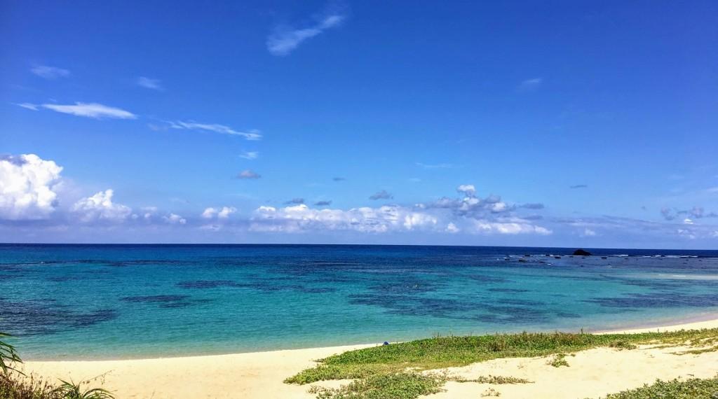 奄美大島のビーチ