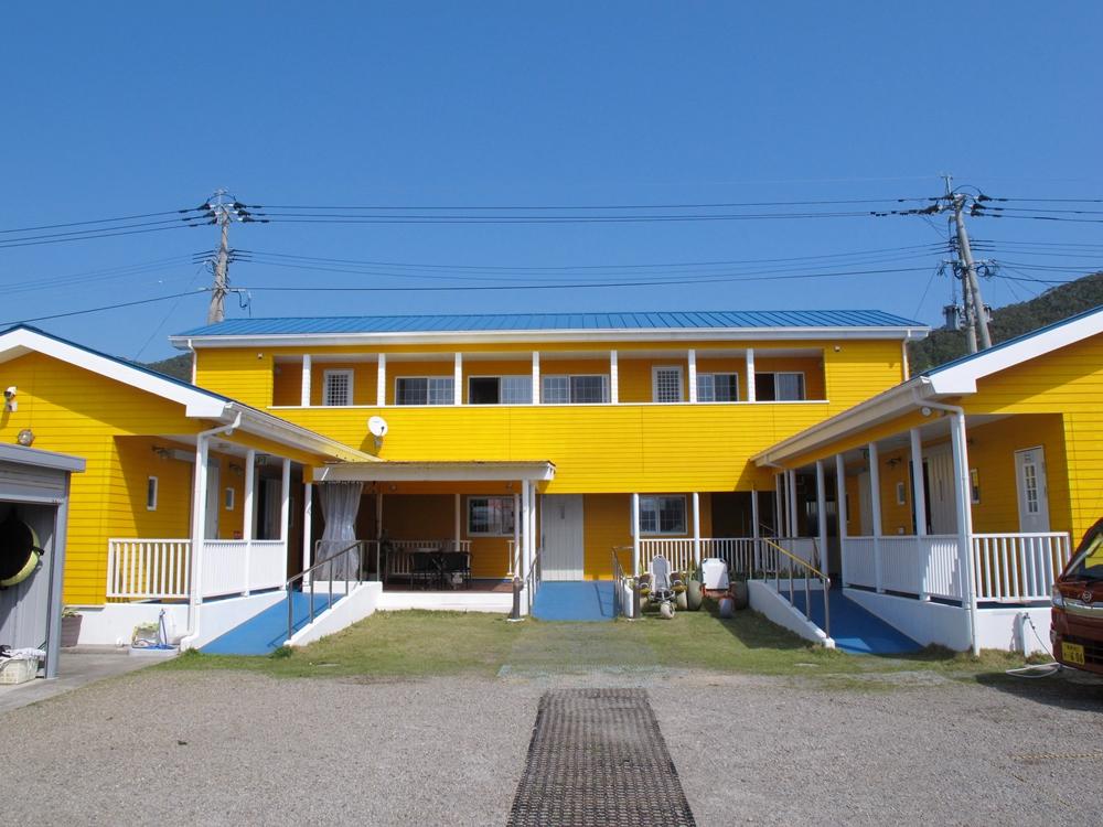 バリアフリーの宿泊施設